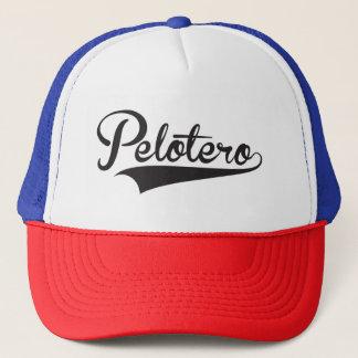 Pelotero™ Cuban Baseball Trucker Hat