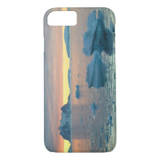 Peltier Channel in the last light of the day iPhone 8/7 Case