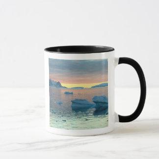Peltier Channel in the last light of the day Mug