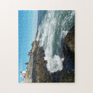 Pemaquid Point Lighthouse 1 Puzzle