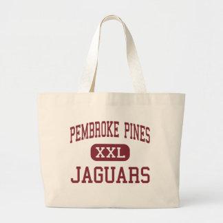 Pembroke Pines - Jaguars - Pembroke Pines Tote Bag