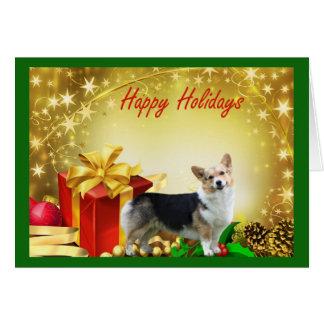 Pembroke Welsh Corgi Christmas Card Gifts