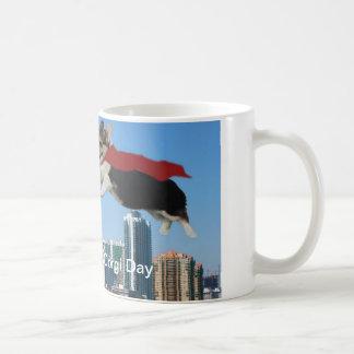 pembroke welsh corgi coffee mug