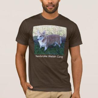 Pembroke Welsh Corgi - Dark T-Shirt