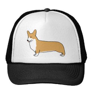 Pembroke Welsh Corgi Hats