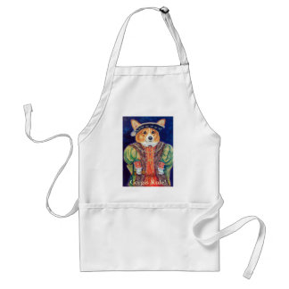 Pembroke Welsh Corgi KING APRON