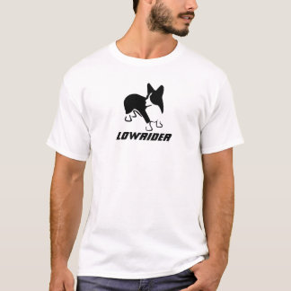 Pembroke Welsh Corgi Low ridin' T-Shirt