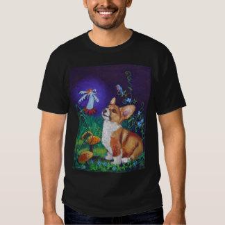 Pembroke Welsh Corgi Magic T Shirt