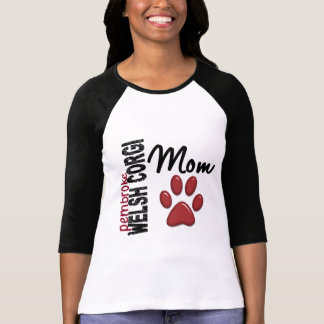 Pembroke Welsh Corgi Mom 2 T-Shirt