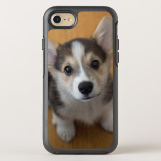 Pembroke Welsh Corgi Puppy 3 OtterBox Symmetry iPhone 8/7 Case