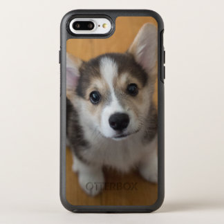 Pembroke Welsh Corgi Puppy 3 OtterBox Symmetry iPhone 8 Plus/7 Plus Case