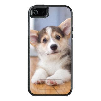Pembroke Welsh Corgi Puppy OtterBox iPhone 5/5s/SE Case