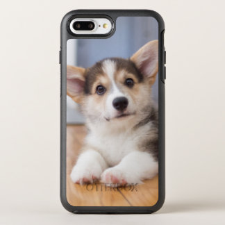 Pembroke Welsh Corgi Puppy OtterBox Symmetry iPhone 8 Plus/7 Plus Case