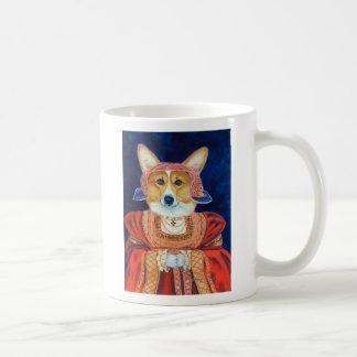 Pembroke Welsh Corgi Queen Mug