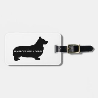 pembroke welsh corgi silo name.png luggage tag