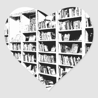 Pen and Ink Book Wall Stickers