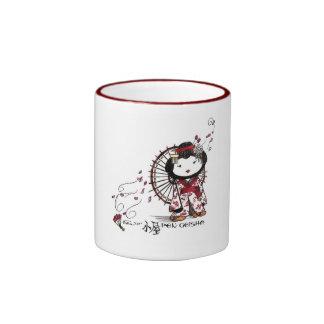 Pen Geisha Coffee Mugs