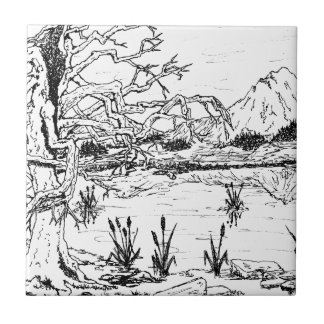 Pen Landscape Tiles