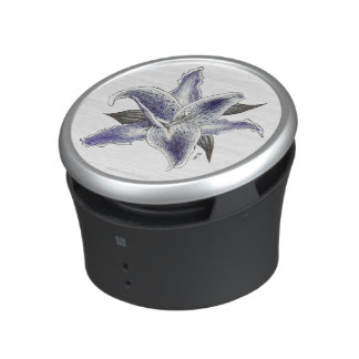Pen Lily Bumpster Style Speakers Bluetooth Speaker