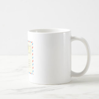 Pen Pals Are The Best Pals Basic White Mug