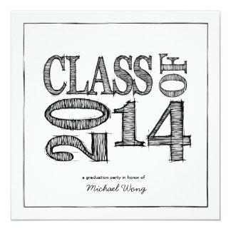 Pen Sketch Class of 2014 Announcement