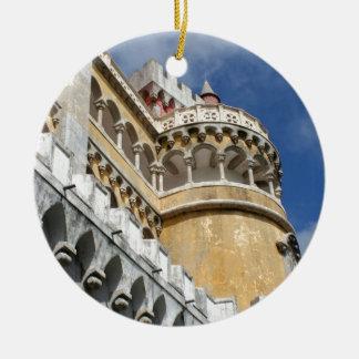 Pena Castle, Sintra, Portugal Ornament