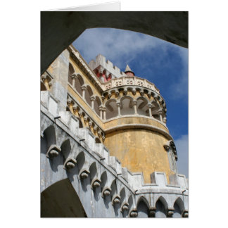 Pena Castle, Sintra, Portugal Greeting Card