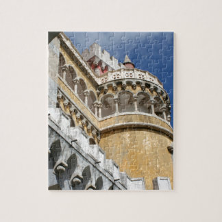 Pena Castle, Sintra, Portugal Jigsaw Puzzle