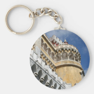 Pena Castle, Sintra, Portugal Key Chains