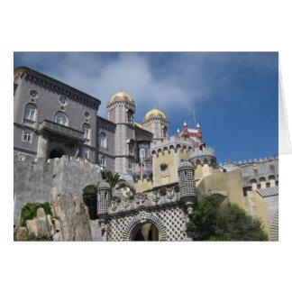 Pena National Palace Cards