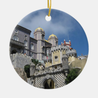 Pena National Palace Christmas Ornament
