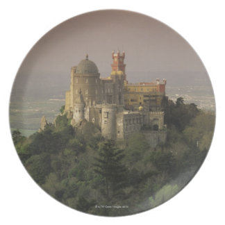 Pena National Palace Plate