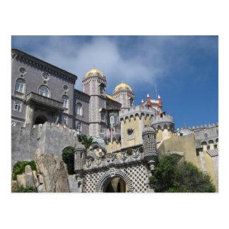 Pena National Palace Postcard