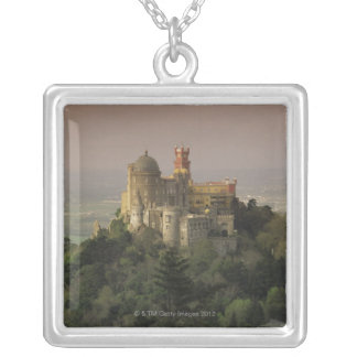 Pena National Palace Silver Plated Necklace