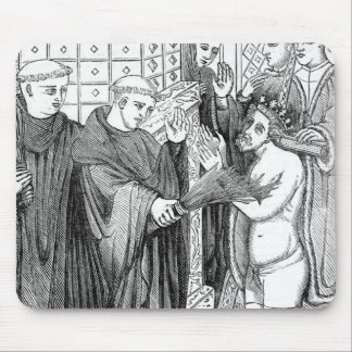 Penance of Henry II Mouse Pad