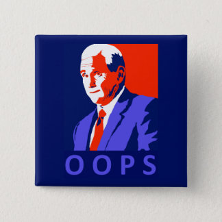 Pence's Oops Pin