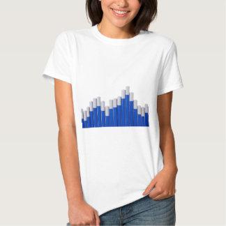 Pencil chart shirts