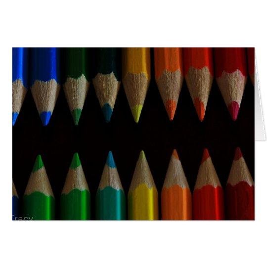 Pencil Picker Card