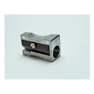 Pencil sharpener Photo Postcard