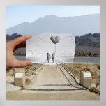 Pencil Vs Camera - Lovers Poster