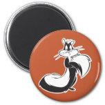 Penelope Grabbing Tail Magnet