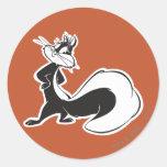 Penelope Posing Sticker