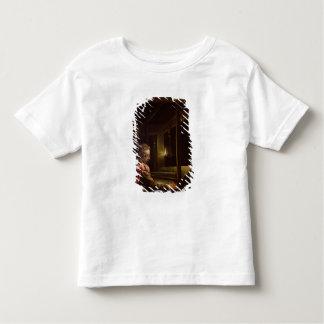 Penelope Undoing her Tapestry Toddler T-Shirt
