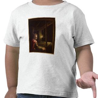 Penelope Undoing her Tapestry Tshirts