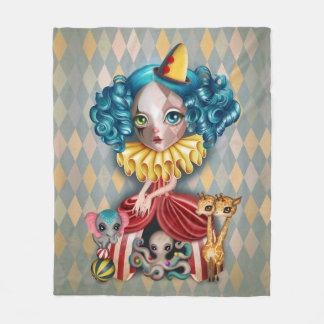 Penelope's Imaginarium Fleece Blanket