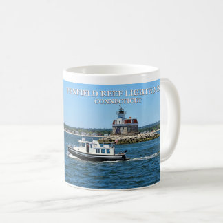 Penfield Reef Lighthouse, Connecticut Mug