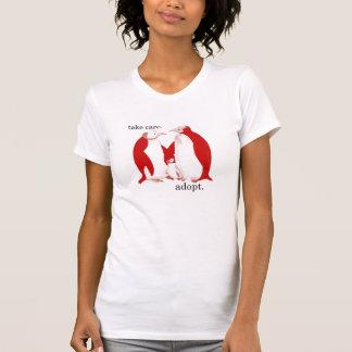 Pengiwear Adoption wear camisole Tee Shirts
