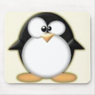 penguin # 2 mouse mat
