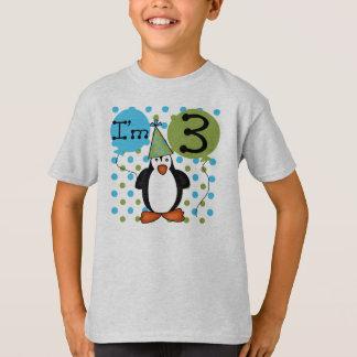 Penguin 3rd Birthday T-Shirt