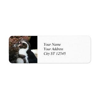 Penguin Address Label